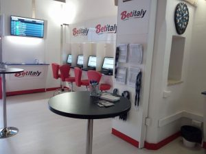 Sala slot machine, Sava, Taranto