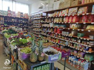 Minimarket a Sala Baganza, Parma