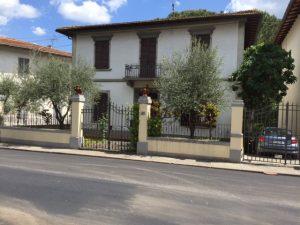 Villa in Greve in Chianti con ampio giardino, Firenze