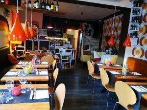 Restaurante italiano en venta en Londres.